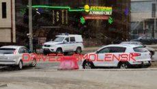 В Смоленске на остановке был обнаружен труп мужчины