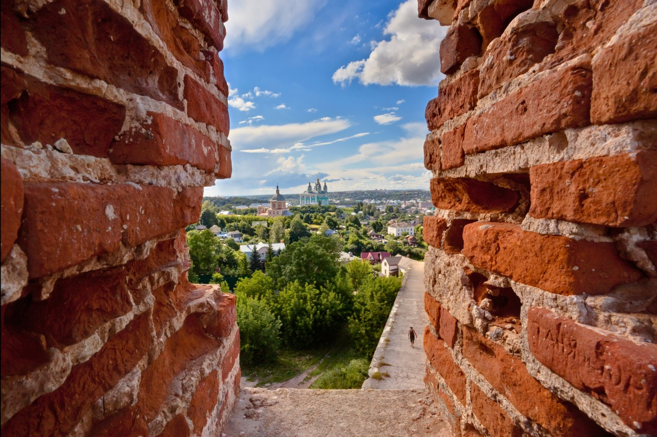 Смоленская область вошла в топ-10 рейтинга въездного туризма в Центральной России