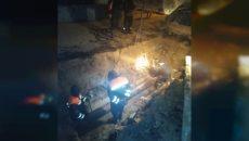 В Смоленске отремонтировали трубы, которые оставили без воды 1100 человек