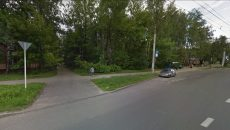 В Смоленске сохранят зеленую зону в районе улицы Нормандии-Неман