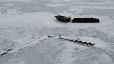 В Смоленской области тонкий лед стал причиной гибели двух человек