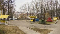 В центр Смоленска вернулись городские качели