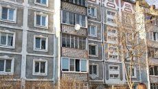 В Смоленске жители дома, где частично обрушилось перекрытие, возвращаются в квартиры