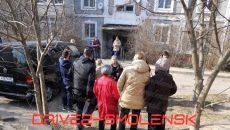 В Смоленске обрушилась крыша многоэтажки
