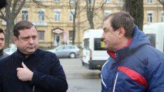 Алексей Островский поручил модернизировать скейт-парк в Смоленске