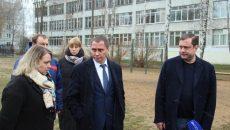 Алексей Островский поручил проверить расходование средств на ремонт школы №23 в Смоленске