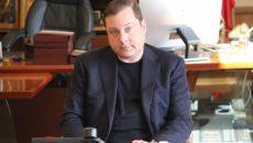 Алексей Островский о планах по строительству горнолыжного комплекса: «Это будет большой подарок для смолян»