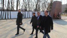 Алексей Островский дал указания по итогам рабочей поездки по Смоленску