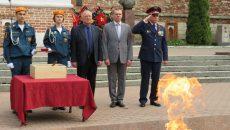 Смоленск принял всероссийскую патриотическую эстафету