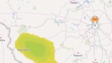 Идущий на Смоленск циклон с дождями сняли на видео