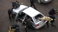 В Смоленске таджики-«закладчики» оказали сопротивление наркополицейским