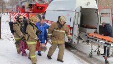 Смоленские следователи выясняют обстоятельства пожара, в котором погибла женщина