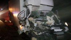 Под Смоленском произошла ночная авария с участием автобуса