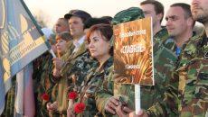 Под Смоленском стартовала межрегиональная «Вахта Памяти»