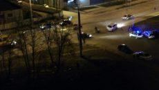 В Смоленске произошло страшное ДТП с мотоциклистом