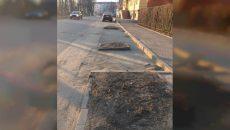 В центре Смоленска коммунальные службы спилили деревья под корень