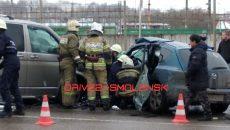 В Смоленске возбуждено уголовное дело по факту смертельной аварии на Витебском шоссе