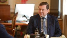 Алексей Островский поздравил смоленскую радиостанцию «Весна» с юбилеем