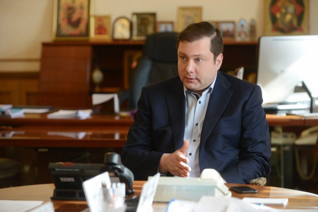 губернатор Смоленской области Алексей Островский_25