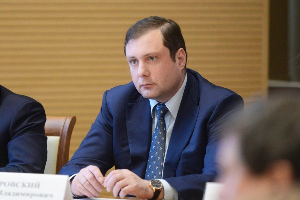 губернатор Смоленской области Алексей Островский_27