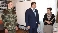 Игорь Ляхов посетил музей «Живые родники»