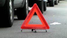 Под Смоленском автоледи пострадала, не уступив дорогу иномарке