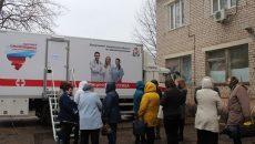 В Смоленске подготовили график работы автопоезда «Здоровье Смоленщины»