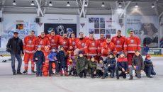 ХК «Монолит» стал победителем чемпионата Смоленска по хоккею