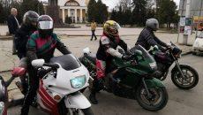В Смоленске открыли мотосезон