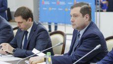 Алексей Островский принял участие в заседании Совета при полпреде президента в ЦФО и коллегии МЧС