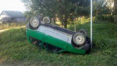 Полицейские нашли машину 80-летней смолянки