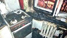 В Смоленске 12-летней мальчик спас брата из горящей квартиры