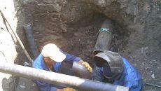 В Смоленске 5 многоэтажек остались без газа в результате порыва на газопроводе