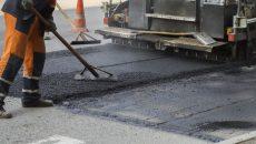 В Смоленске на время ночного ремонта дорог перекроют движение