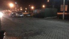 Под Смоленском водитель иномарки протаранил чужое авто и сбил пешехода