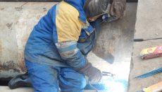 В Смоленске завершили ремонтные работы на месте повреждения теплосетей