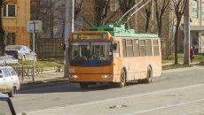 Смоленскому троллейбусу 28 лет