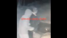 В Смоленске банду вандалов сняли на видео