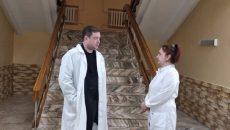 Алексей Островский проинспектировал работу областного госпиталя для ветеранов войн