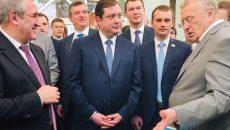 В Госдуме открылась выставка достижений Смоленской области