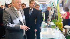 Алексей Островский презентовал экономический потенциал Смоленской области в Госдуме