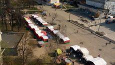 В Смоленске чиновники задержаны за незаконную организацию ярмарки