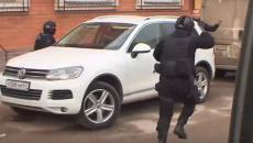 В Смоленске задержание рецидивистов сняли на видео
