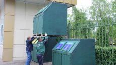 В Смоленске контейнеры для раздельного сбора мусора установили в «Лопатинском саду»