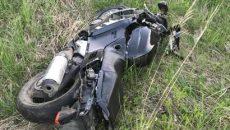Мотоциклист разбился насмерть в страшном ДТП под Смоленском