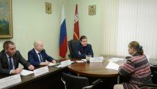 Алексей Островский призвал ускорить снос незаконно возведенного дома в Смоленске