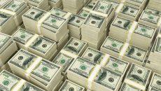 В Смоленске из квартиры украли стопку валюты на 370 тысяч рублей