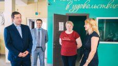Алексей Островский поручил поддержать развитие трикотажной фабрики в Смоленске