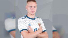 Смолянин Егор Шаповалов забил ещё один гол на первенстве Европы по футболу