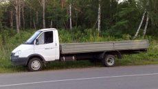 Под Смоленском на трассе М-1 застрял водитель со Ставрополья